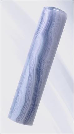 印鑑画像−ブルーレースアゲート